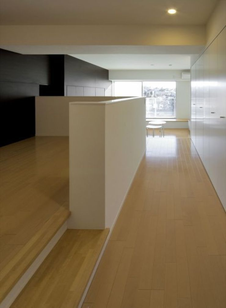 ベッドスペース モダンな 家 の 有限会社笹野空間設計 モダン