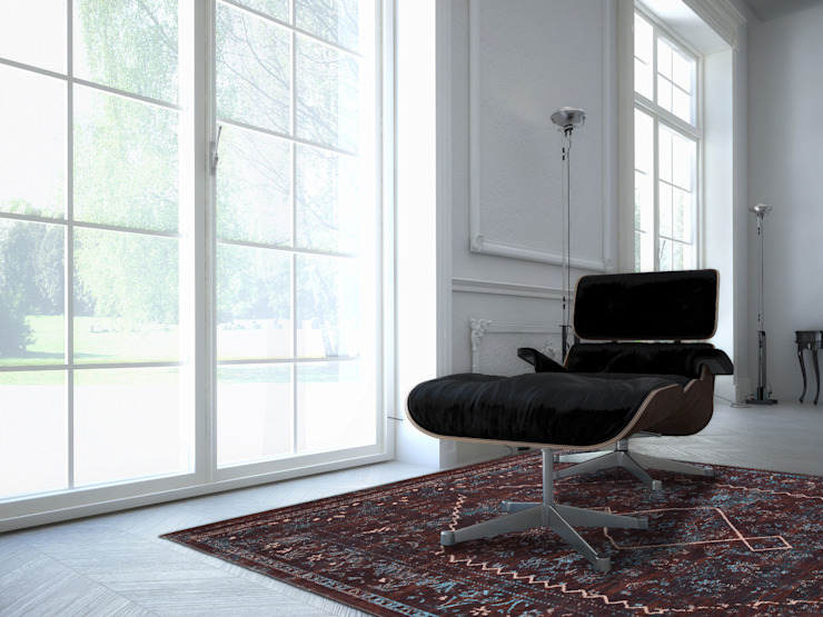 Diamonds Trinitario Brown Interior: modern  door louis de poortere, Modern