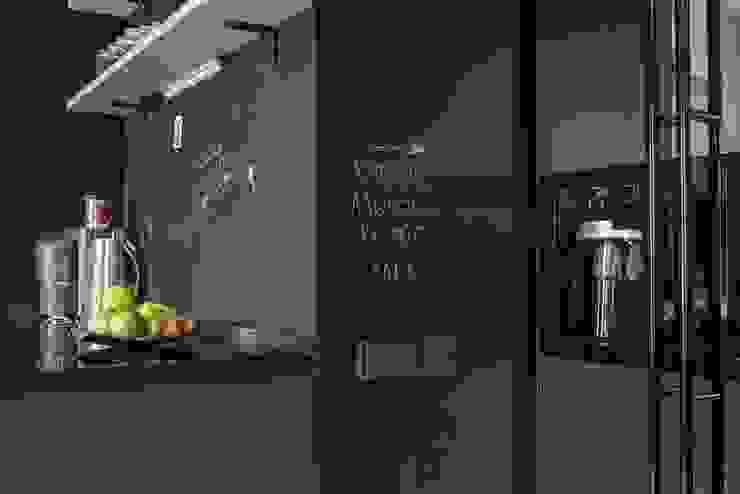 Minimalistyczna kuchnia od IdeasMarket Minimalistyczny