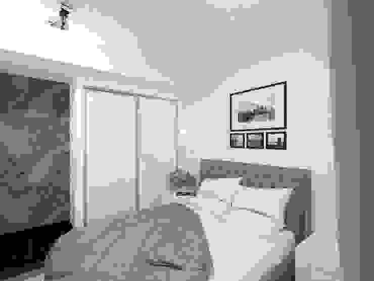 Спальня родителей Спальня в стиле модерн от Олег Елфимычев Модерн