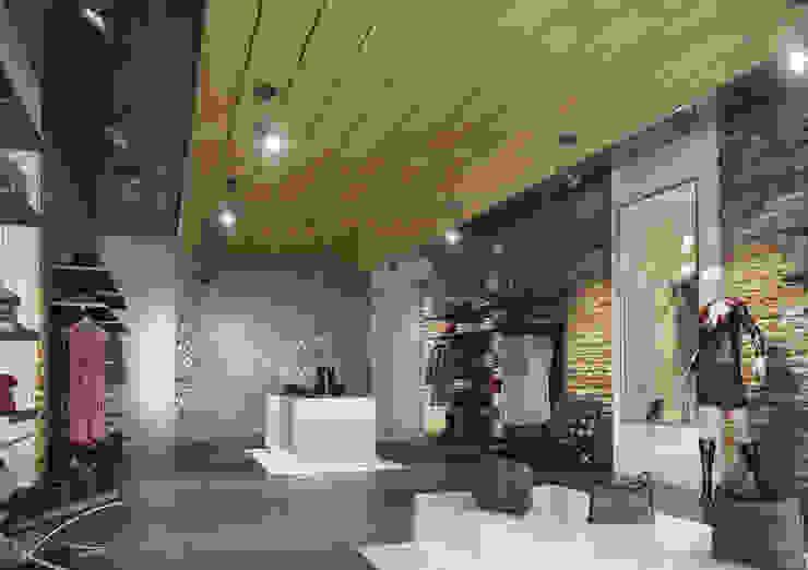 Ceilings Moderne winkelruimten van Armstrong Plafonds Modern