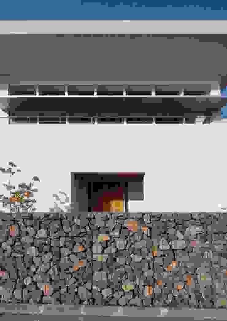 南外観 モダンな 家 の 有限会社笹野空間設計 モダン