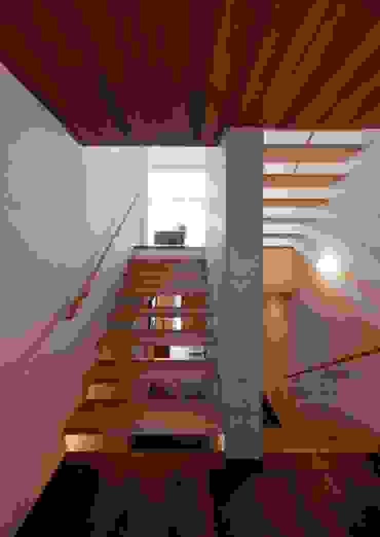 階段廻り モダンスタイルの 玄関&廊下&階段 の 有限会社笹野空間設計 モダン