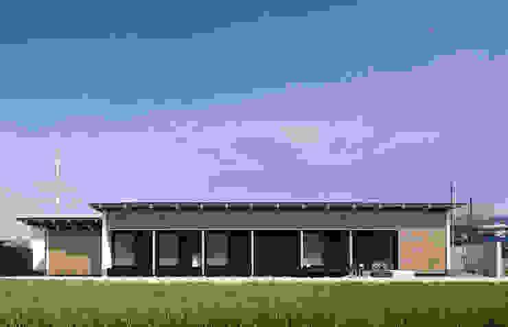 minara house 日本家屋・アジアの家 の 髙岡建築研究室 和風