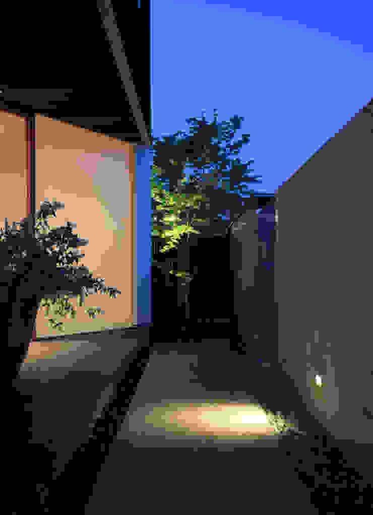 kitadoi house 日本家屋・アジアの家 の 髙岡建築研究室 和風