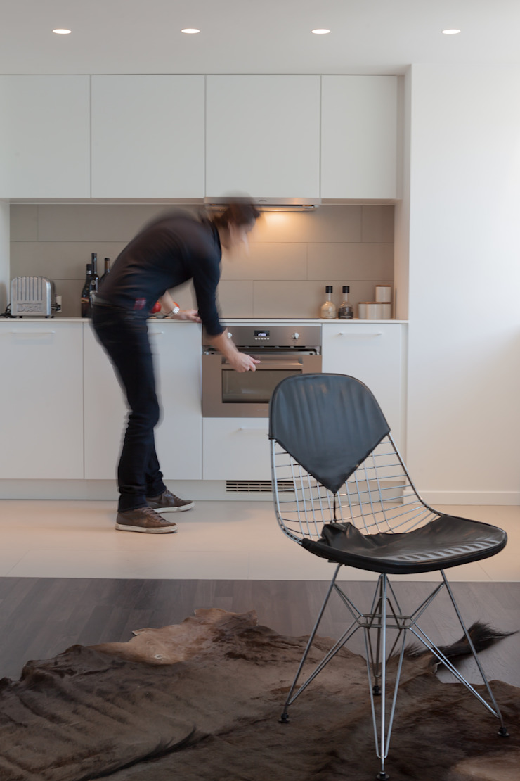 419 Moderne keukens van JUMA architects Modern