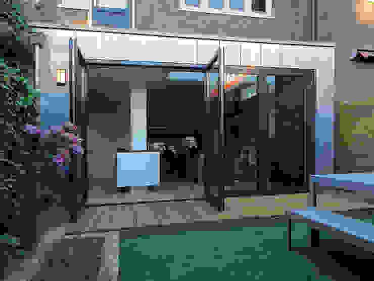 De Ontwerpdivisie Casas estilo moderno: ideas, arquitectura e imágenes