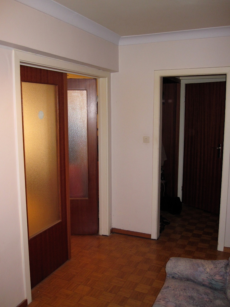 419: modern  door JUMA architects, Modern