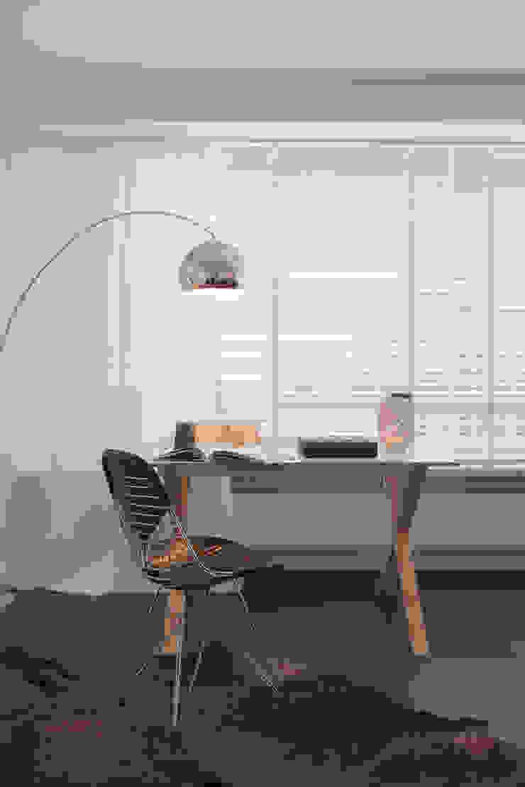 419 Moderne studeerkamer van JUMA architects Modern