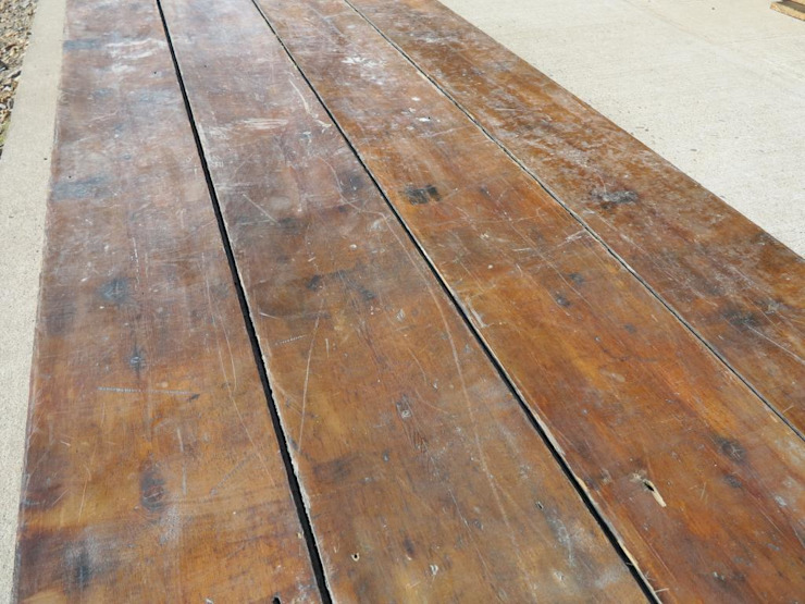 Antique Reclaimed Pine T&G Floorboards: classic  by UKAA | UK Architectural Antiques , Classic