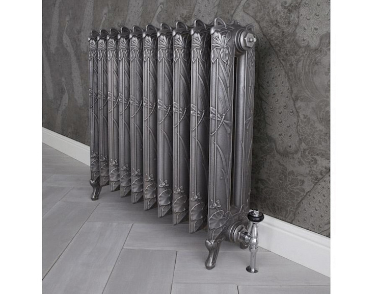 The Dragonfly Cast Iron Radiator Available at UKAA : classic  by UK Architectural Antiques , Classic