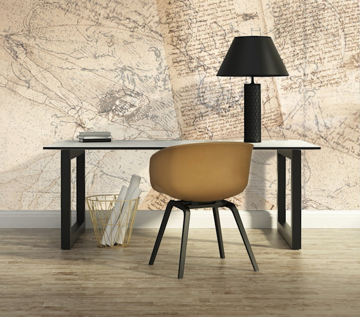 Bureau moderne par LivingDECO Moderne