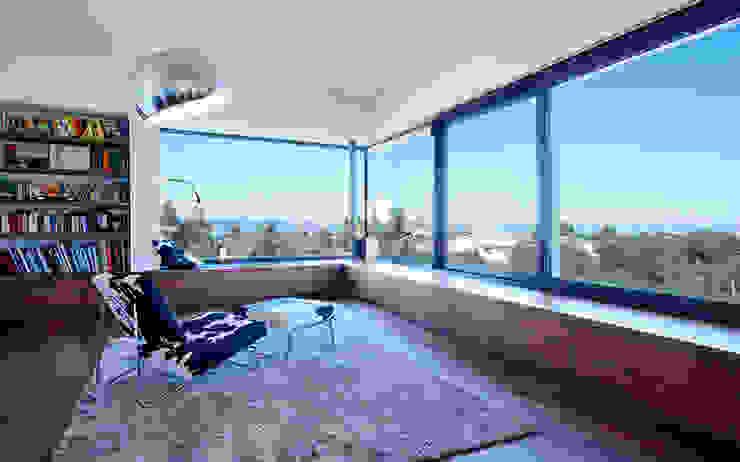 Wohnbereich Moderne Wohnzimmer von e s a Modern