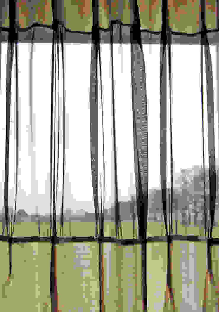 'Plooi de Plooi' gordijn by Kimik Design van kimik design Eclectisch