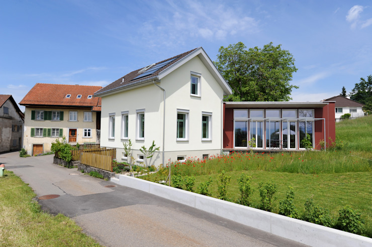 Country style house by mmarch gmbh - Mader Marti Architektur ETH SIA Country
