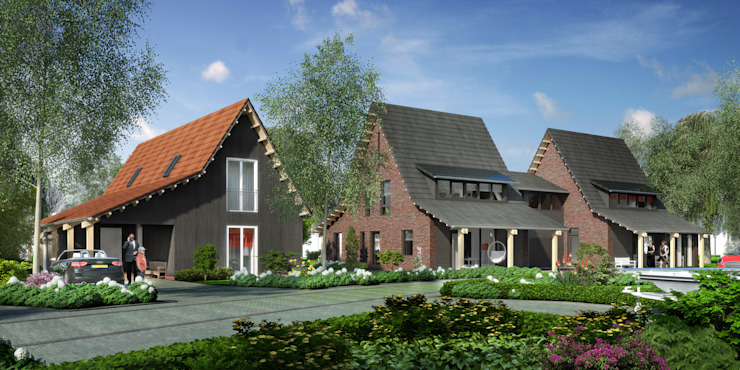 country  by KAW architecten, Country
