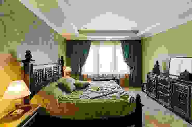 غرفة نوم تنفيذ KandY design,
