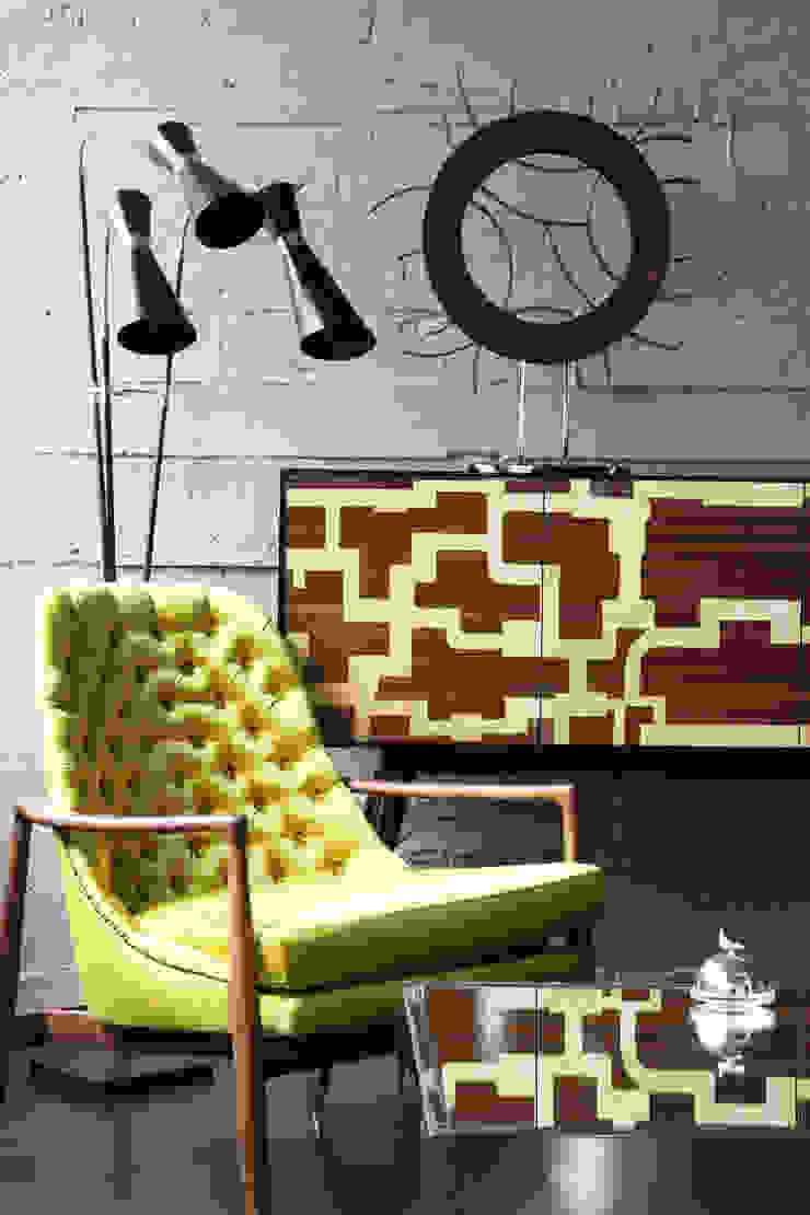 Кресло Monk I от Inception мебель Классический