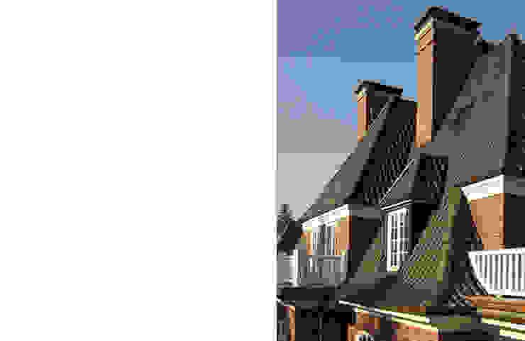 Villa in Othmarschen Klassische Häuser von Andreas Edye Architekten Klassisch