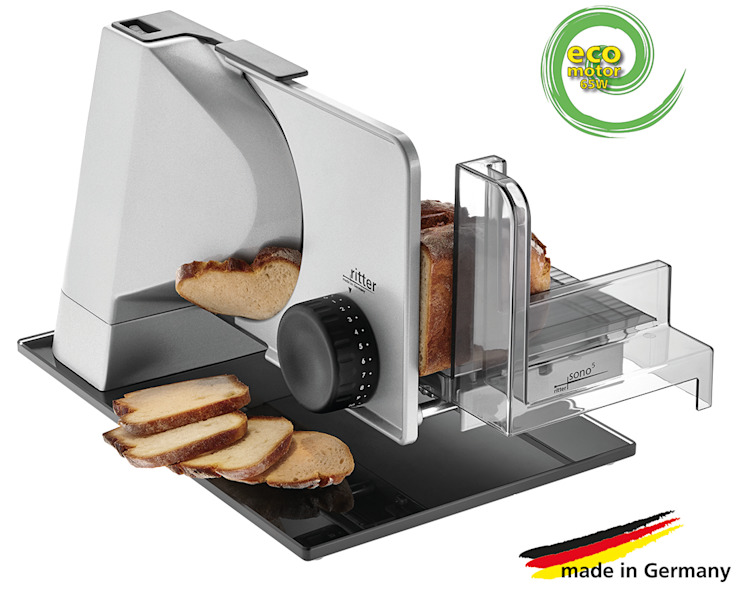 sono 5 food slicer - Made in Germany ritterwerk GmbH CocinaElectrónica