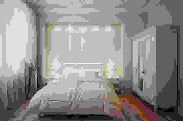 Студия интерьера 'SENSE' Classic style bedroom