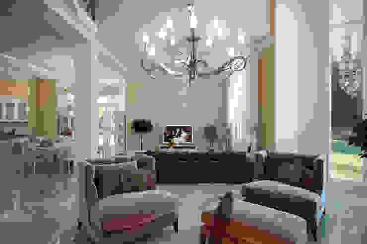 Студия интерьера 'SENSE' Classic style living room