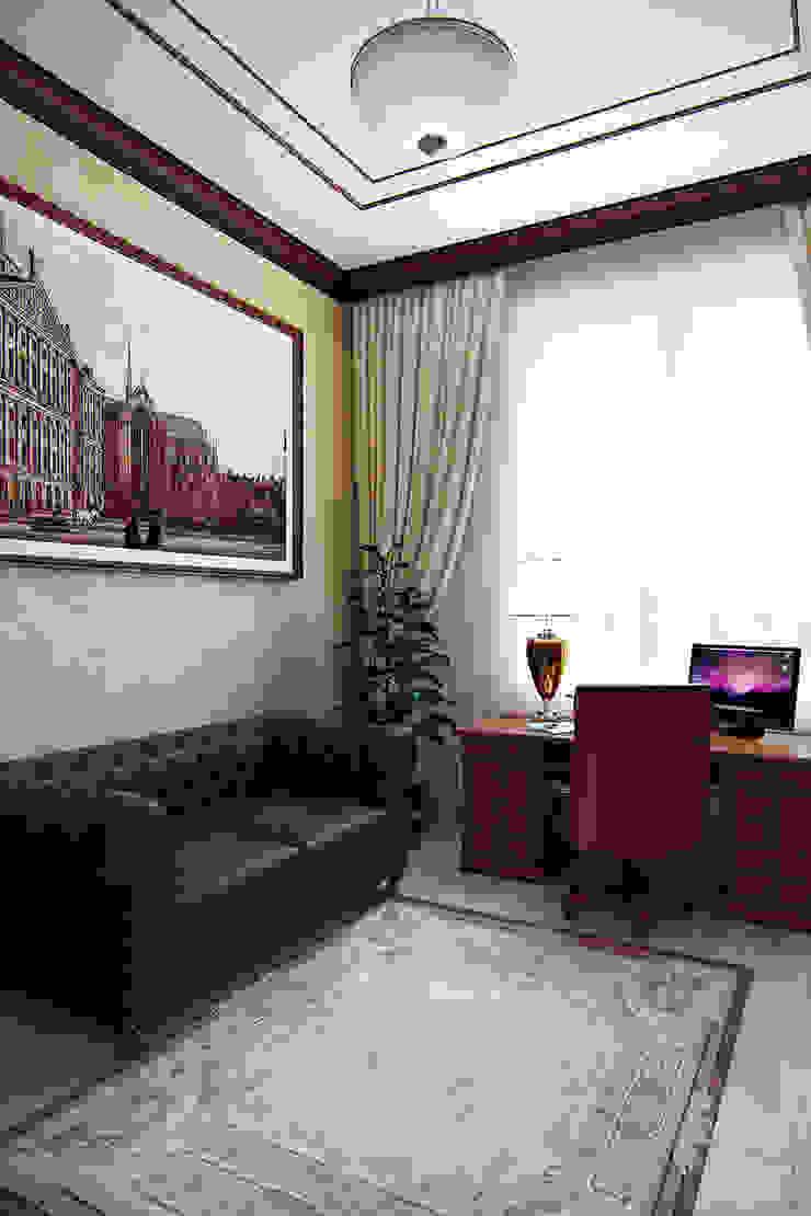 Студия интерьера 'SENSE' Classic style study/office