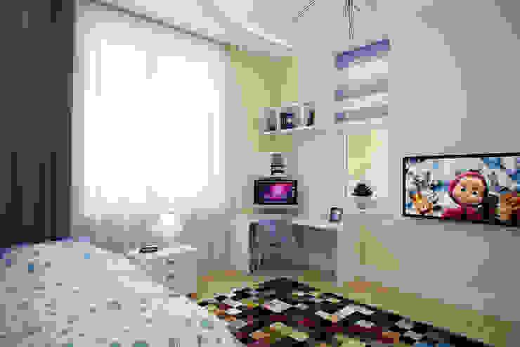 Студия интерьера 'SENSE' Eclectic style nursery/kids room
