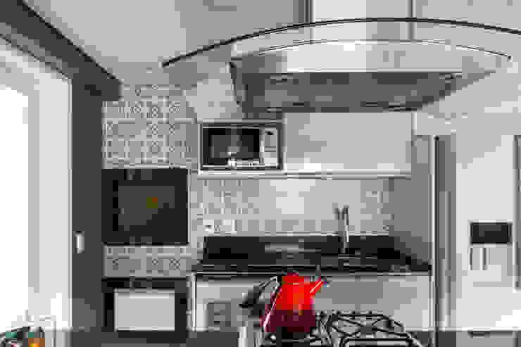 Cozinha Cozinhas rústicas por Juliana Damasio Arquitetura Rústico