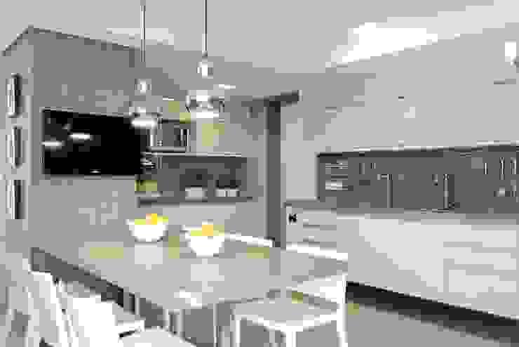 APARTAMENTO 300m2 – CASA FORTE- RECIFE-PE Cozinhas modernas por ROMERO DUARTE & ARQUITETOS Moderno
