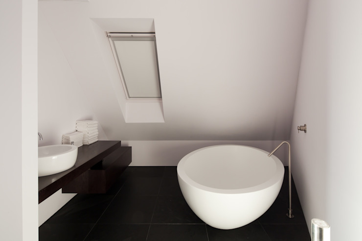 Moderne Badezimmer von Jan de Wit architect Modern