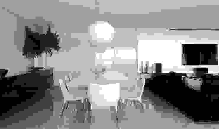 Modern dining room by ROMERO DUARTE & ARQUITETOS Modern