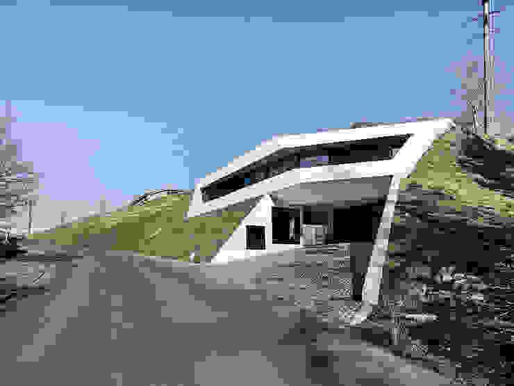 Casas de estilo minimalista de Dost Minimalista