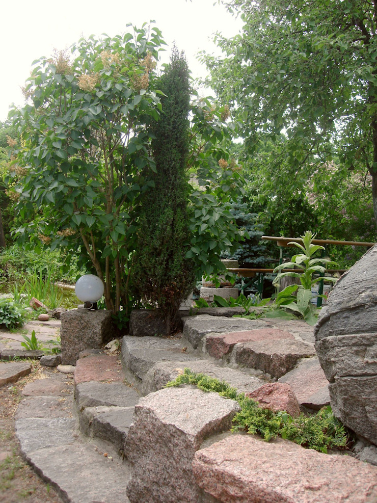 класичний  by Garden Ekspert Studio Architektury Krajobrazu , Класичний