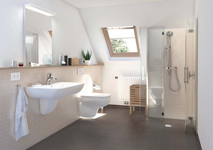 Bathroom by wedi, Classic