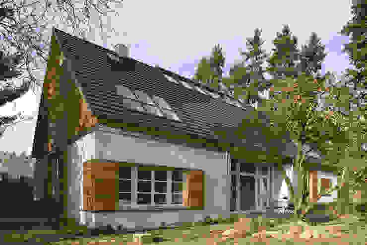 Haus am Schwielowsee Landhäuser von wolff:architekten Landhaus