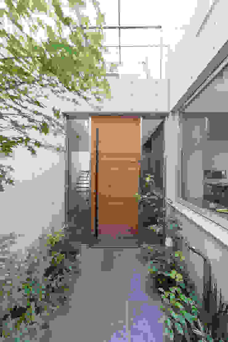 . モダンな 窓&ドア の 長村英紀建築計画室 モダン