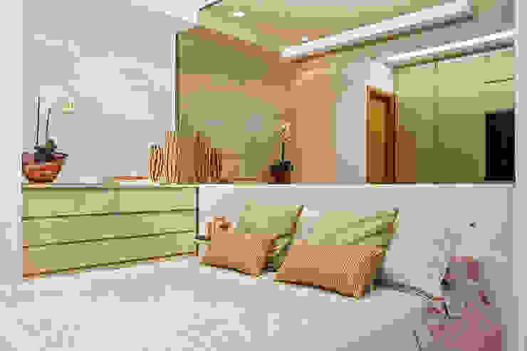 Bedroom by ÓBVIO: escritório de arquitetura, Modern