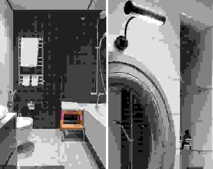 WELLTON PARK 2013 Ванная комната в скандинавском стиле от Горбунова Ольга Скандинавский