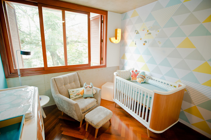 Uaua Baby غرفة الاطفال