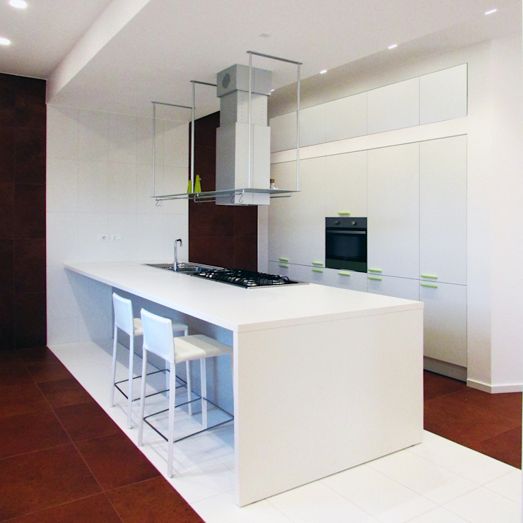 Studio Proarch Modern kitchen