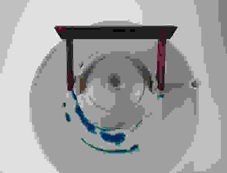 tea set: modern  door cao interieur, Modern