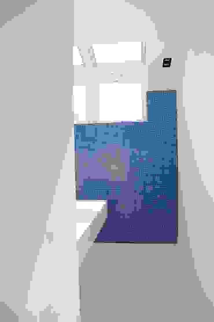 badkamer 2 Moderne badkamers van TIEN+ architecten Modern