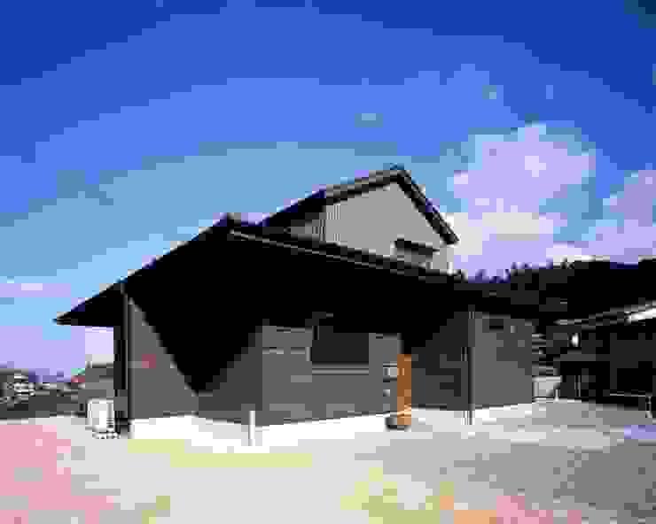 長門の家 House In Nagato オリジナルな 家 の 飯塚建築工房 オリジナル