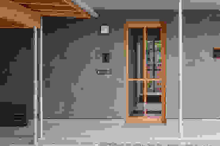 水野純也建築設計事務所 บ้านและที่อยู่อาศัย