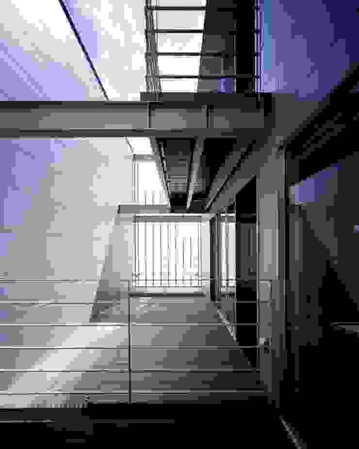 段原の家 House In Danbara オリジナルデザインの テラス の 飯塚建築工房 オリジナル