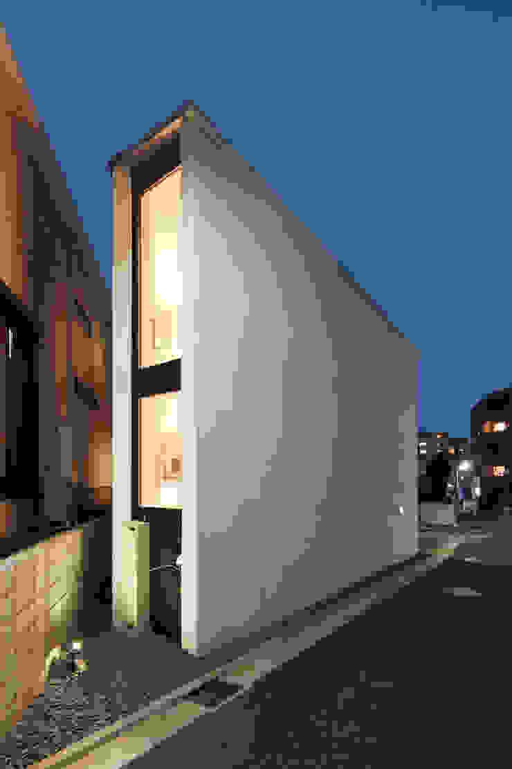一級建築士事務所A-SA工房 Modern houses