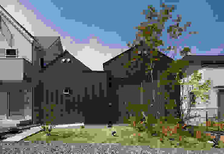 浜松の家 モダンな 家 の ㈲矢田義典建築設計事務所 モダン