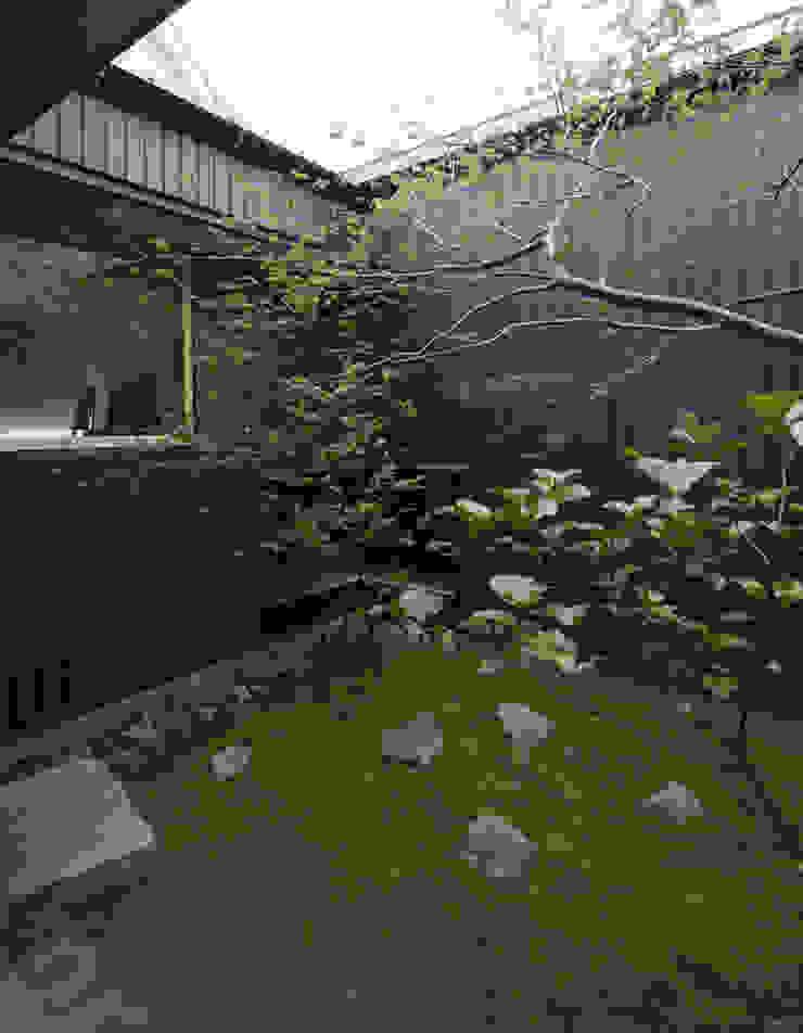 浜松の家 北欧風 庭 の ㈲矢田義典建築設計事務所 北欧