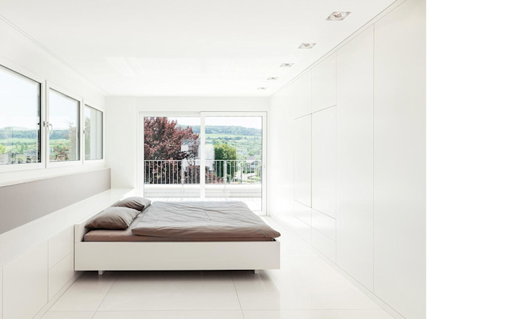 Minimalist bedroom by Dost Minimalist